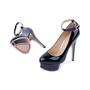 Authentic Second Hand Charlotte Olympia Patent Dolly Pumps (PSS-080-00230) - Thumbnail 4