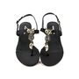 Authentic Second Hand Luciano Barachini Jewelled Fox Sandals (PSS-200-01267) - Thumbnail 0