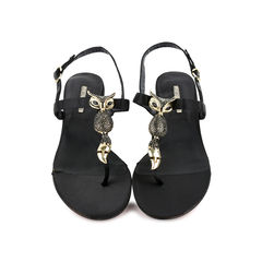 Jewelled Fox Sandals