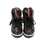 Authentic Second Hand Prada Camo Zip-Side Sneaker (PSS-200-01269) - Thumbnail 0