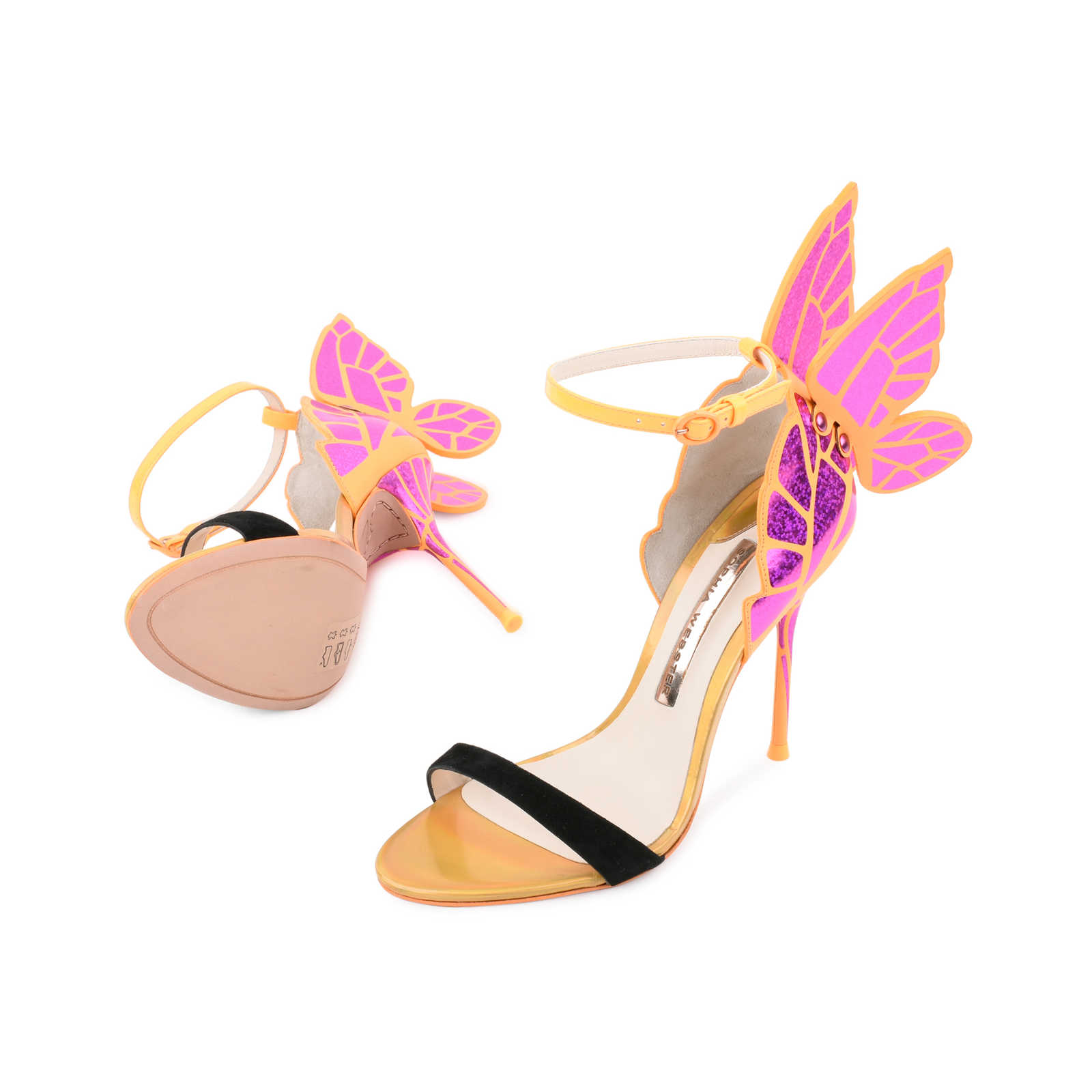 Sophia Webster Chiara Butterfly Wing Sandals - Thumbnail 3