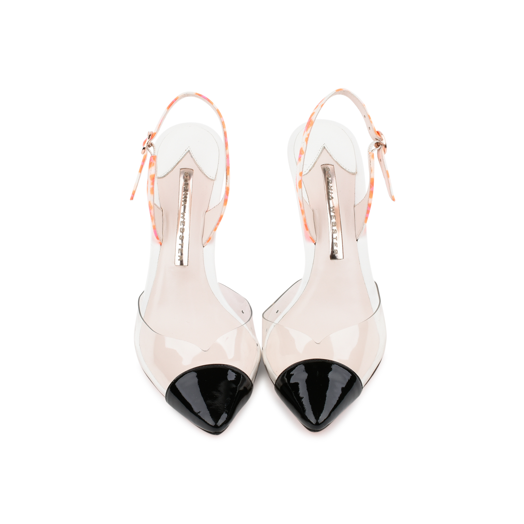 1cddfb93fce Authentic Second Hand Sophia Webster Daria Point-Toe Pumps (PSS-080-00234)