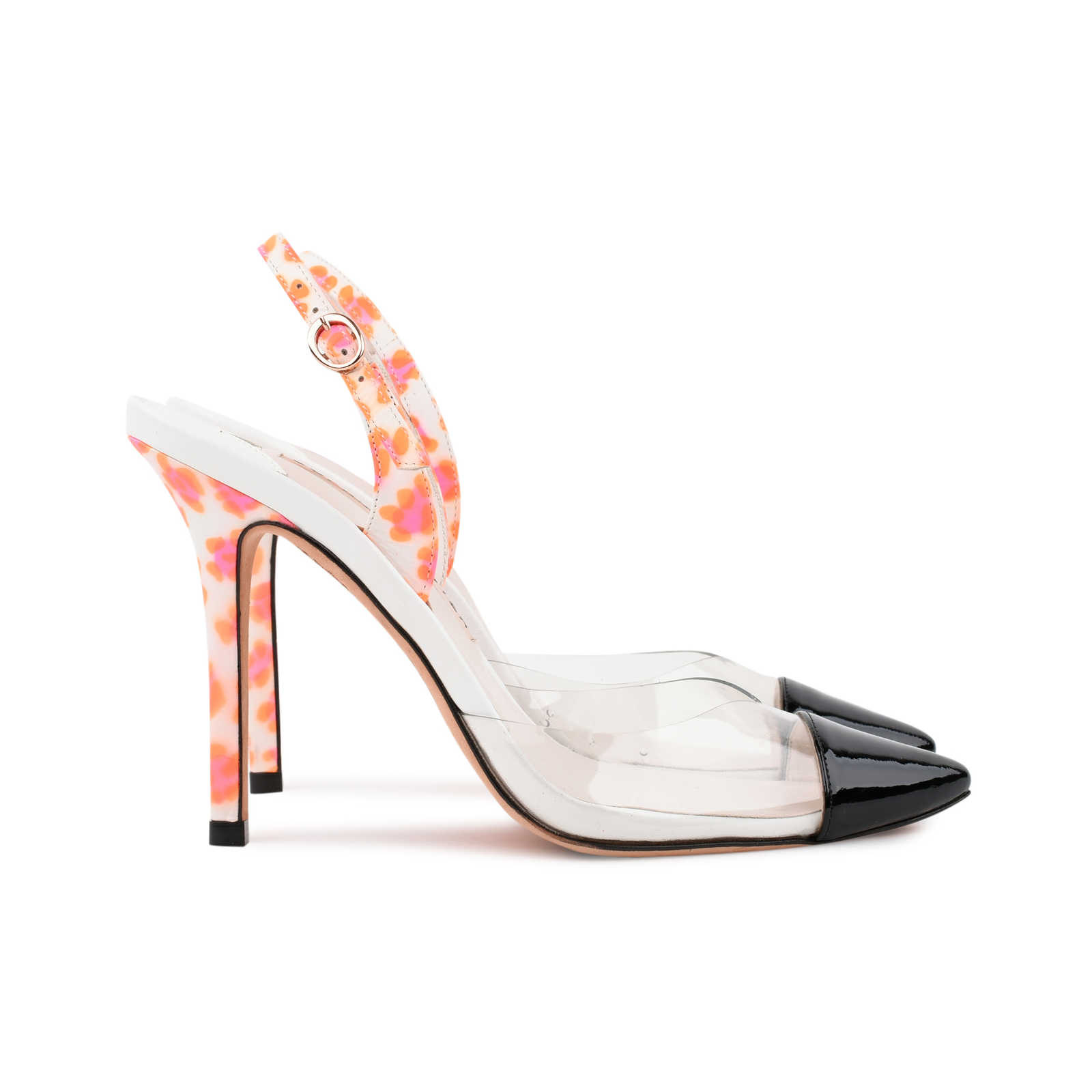 38790e685c6 ... Authentic Second Hand Sophia Webster Daria Point-Toe Pumps  (PSS-080-00234 ...
