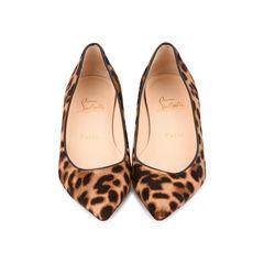 Leopard Pigalle Flats