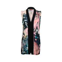 Abstract Multicolour Dress