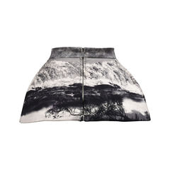 Mary katrantzou mountain print peplum belt grey 2?1522041504