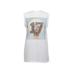 17 Madonna Sleeveless T-Shirt