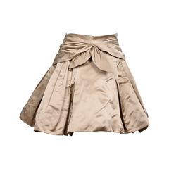 Prada pleated silk skirt 2?1522042796