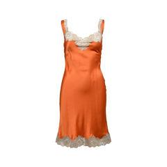 Silk Silp Dress