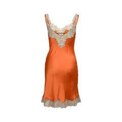 Dolce gabbana silk silp dress 2?1522043369