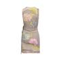 Authentic Second Hand Leonard Floral Draped Dress (PSS-049-00040) - Thumbnail 1
