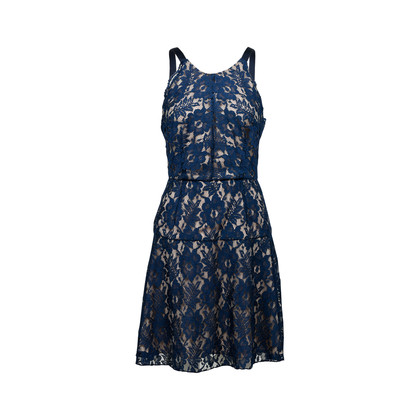 Authentic Second Hand Aijek Sleeveless Lace Dress (PSS-459-00010)