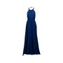 Authentic Second Hand Aijek Saying Goodbye Pleated Maxi Dress (PSS-459-00011) - Thumbnail 1