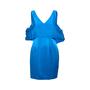 Authentic Second Hand Aijek Satin Shoulder Detail Dress (PSS-459-00013) - Thumbnail 0