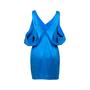 Authentic Second Hand Aijek Satin Shoulder Detail Dress (PSS-459-00013) - Thumbnail 1