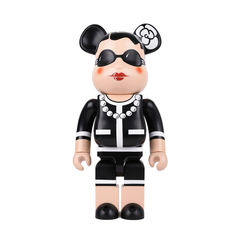Chanel Bearbrick 1000%