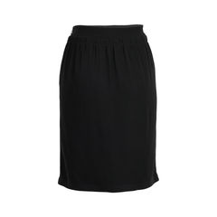 Prada black straight skirt 2?1522309094