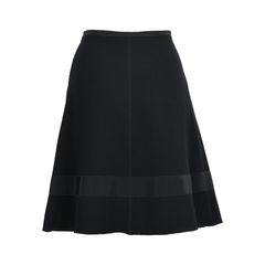 Prada bow detail skirt 2?1522309439