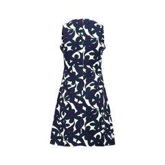 Marni multicoloured floral printed dress 2?1522309342