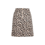 Authentic Second Hand Marc by Marc Jacobs Leopard Mini Skirt (PSS-071-00157) - Thumbnail 1
