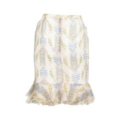 Paul joe sheer trumpet skirt 2?1522309492