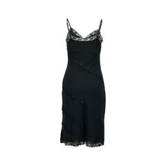 Moschino jeans slip lace dress 2?1522312062