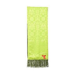 Shanghai tang printed silk scarf 2?1522312180
