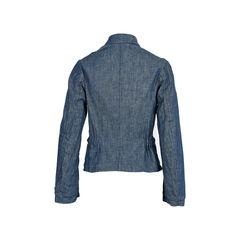 Comme des garcons denim jacket 2?1522312307