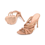 Authentic Second Hand Gianvito Rossi Braided Bead Detail Sandals (PSS-462-00002) - Thumbnail 1