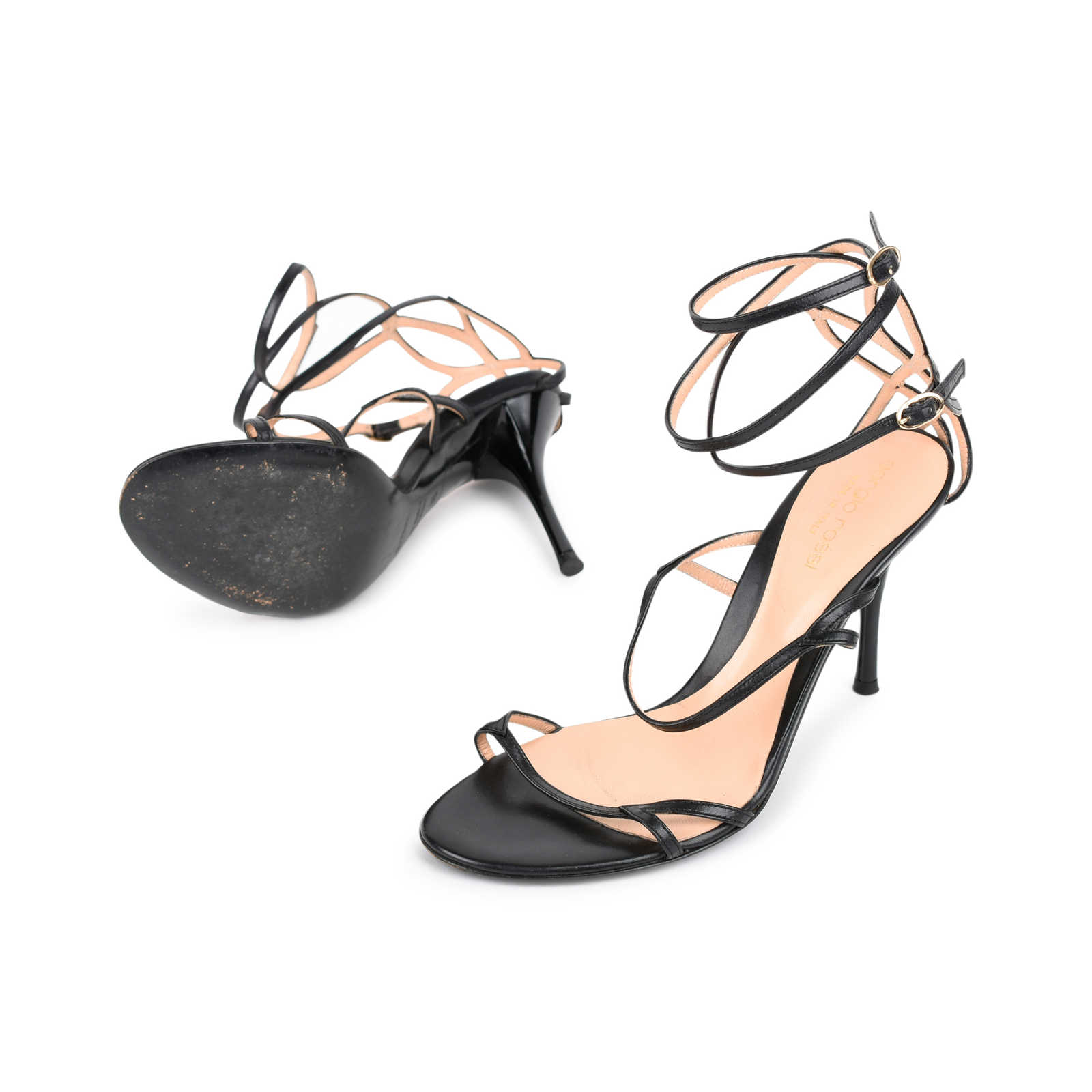 f201592ac8230 Lace Up Strappy Sandals