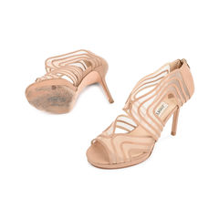 Jimmy choo mesh cage sandals 2?1522496687