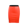 Authentic Second Hand Helmut Lang Leather Pencil Skirt (PSS-469-00001) - Thumbnail 0