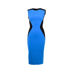 Body-Con Panelled Dress