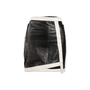 Authentic Second Hand Helmut Lang Evolution Warped Leather Skirt (PSS-469-00008) - Thumbnail 0