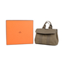 Authentic Second Hand Hermès Etoupe Valparaiso PM Bag (PSS-462-00045) - Thumbnail 7