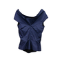 Authentic Second Hand Vivienne Westwood Anglomania Bustier Off Shoulder Blouse (PSS-441-00020) - Thumbnail 1