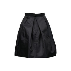 Carven satin skirt 2?1522749618