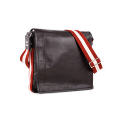 Bally leather messenger bag 2?1522828221