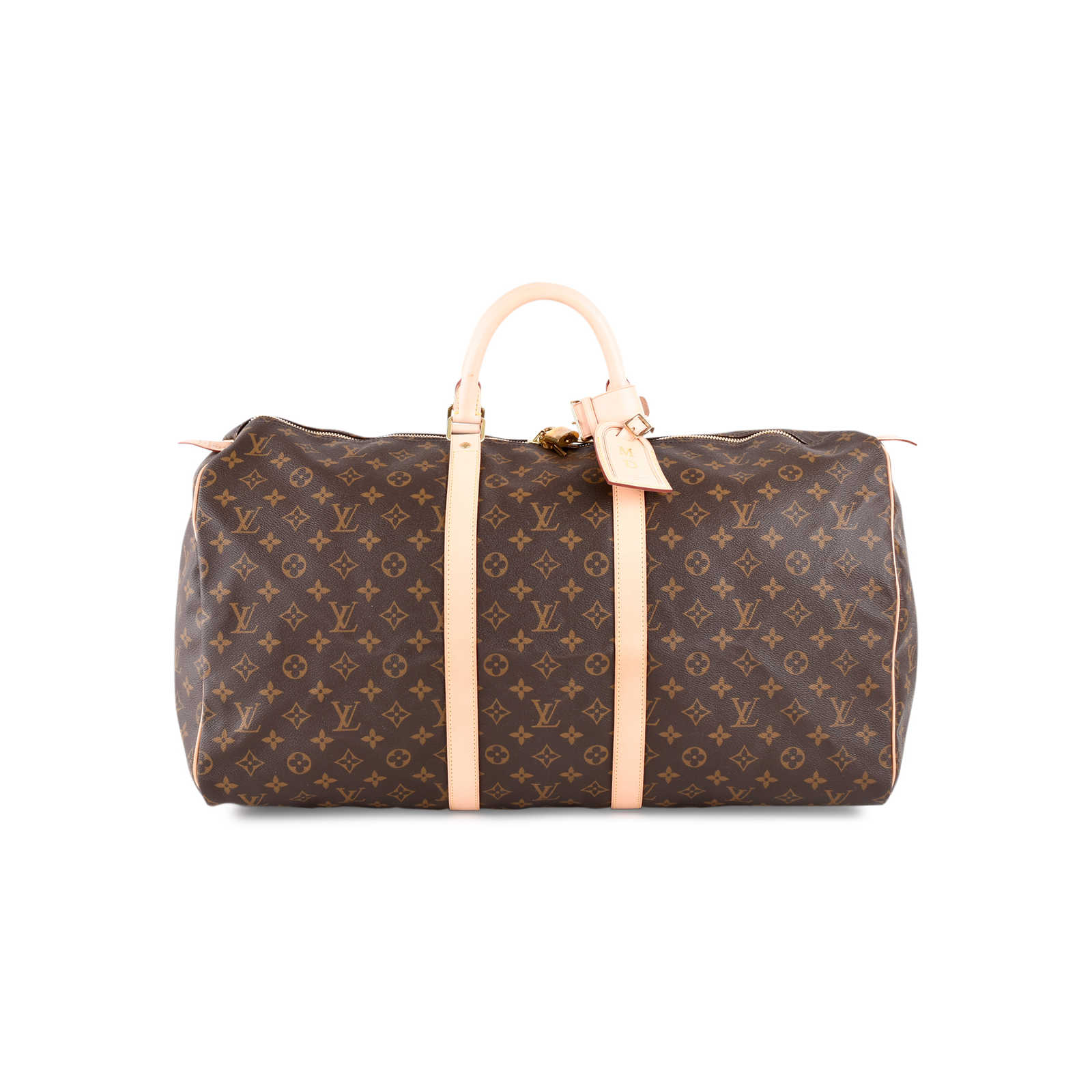 2db5d4b06743 Tap to expand · Authentic Second Hand Louis Vuitton Monogram Keepall 55  (PSS-462-00024) ...
