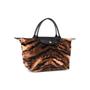 Authentic Second Hand Longchamp Le Pliage Tigre Tote (PSS-462-00026) - Thumbnail 1