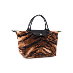 Longchamp le pliage tigre tote 2?1522828493
