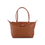 Authentic Second Hand Longchamp Veau Foulonne Shoulder Bag (PSS-462-00027) - Thumbnail 0