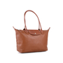 Authentic Second Hand Longchamp Veau Foulonne Shoulder Bag (PSS-462-00027) - Thumbnail 1