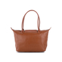 Authentic Second Hand Longchamp Veau Foulonne Shoulder Bag (PSS-462-00027) - Thumbnail 2