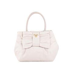 Nylon Bow Bag
