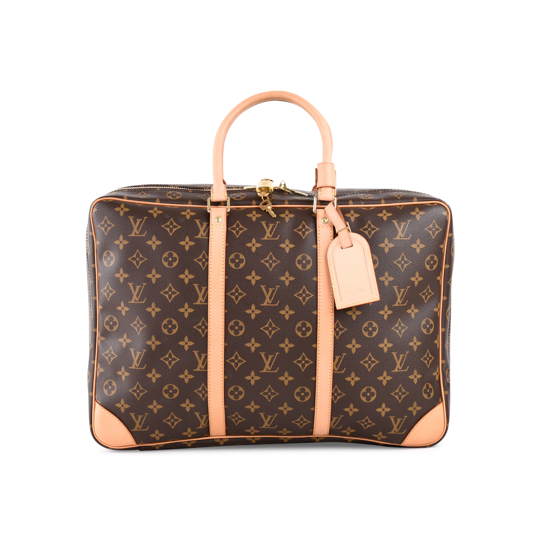 59af94f5f01d Authentic Second Hand Louis Vuitton Monogram Sirius 45 (PSS-462-00034)