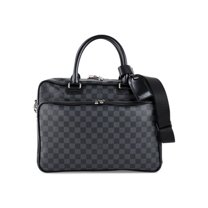 Authentic Pre Owned Louis Vuitton Icare Damier Graphite Bag  (PSS-462-00052)