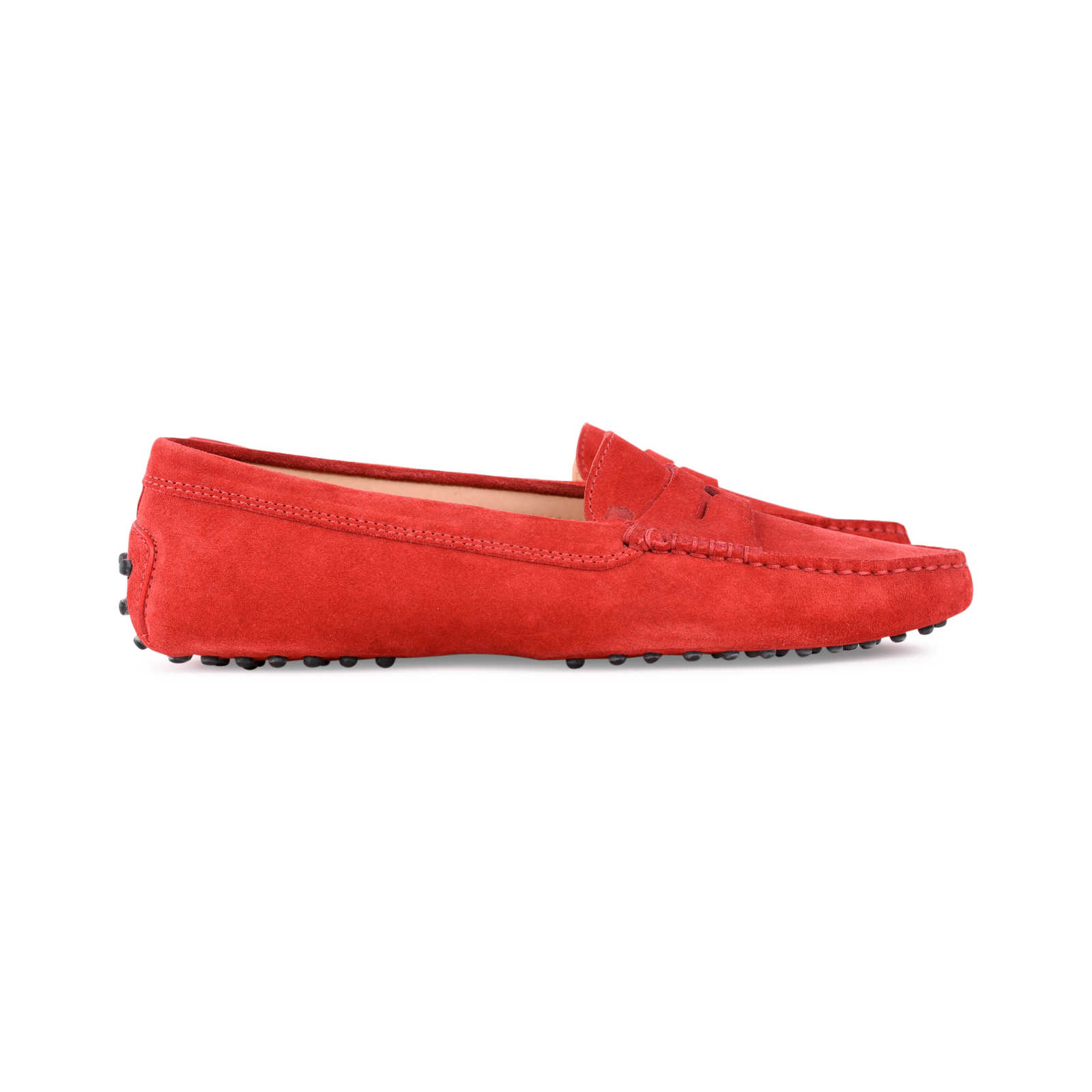 d9dfc4acbfe ... Authentic Second Hand Tod s Gommino Suede Loafers (PSS-469-00020) -  Thumbnail ...