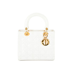 Lady Dior Patent Bag