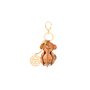 Authentic Second Hand MCM Teddy Bear Keychain (PSS-465-00005) - Thumbnail 3